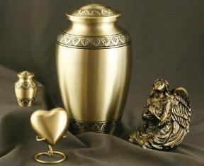 bronze cremation urns